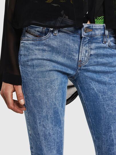 Diesel - Gracey JoggJeans 0870P, Hellblau - Jeans - Image 3