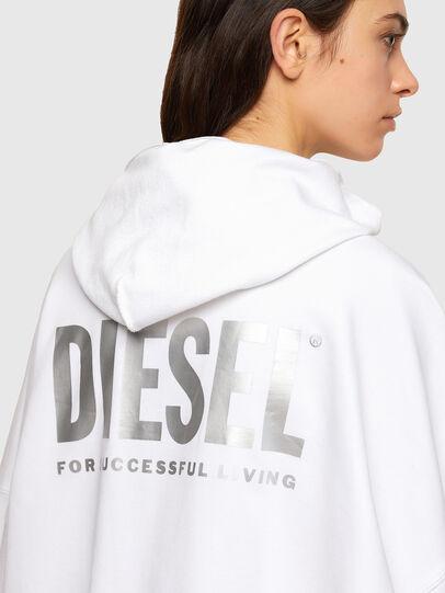 Diesel - F-BILLY-LOGO, Weiß - Sweatshirts - Image 4