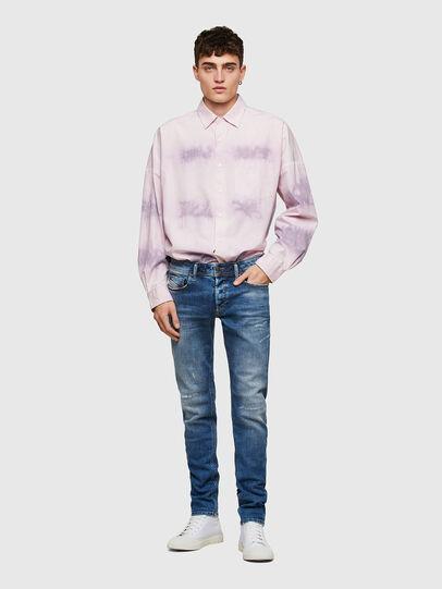 Diesel - Sleenker 009PN, Mittelblau - Jeans - Image 5