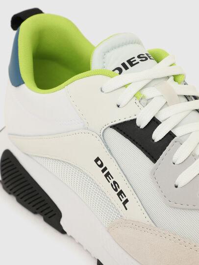Diesel - S-TYCHE LOW CUT, Weiss/Blau - Sneakers - Image 4