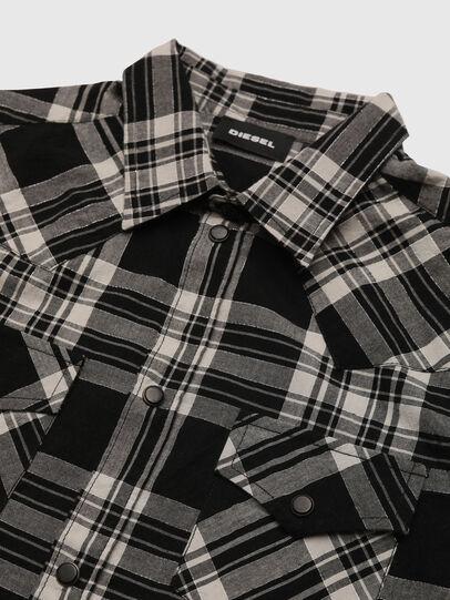 Diesel - CSEASTO, Schwarz - Hemden - Image 3
