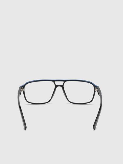 Diesel - DL5309, Schwarz - Korrekturbrille - Image 4