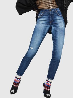 Babhila 069FY, Mittelblau - Jeans