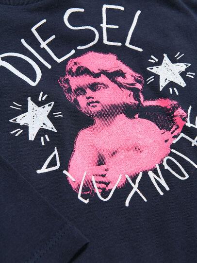 Diesel - TAIZAB, Dunkelblau - T-Shirts und Tops - Image 3
