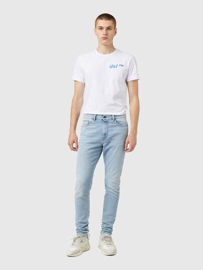 Diesel - D-Amny JoggJeans® Z69VL, Hellblau - Jeans - Image 5