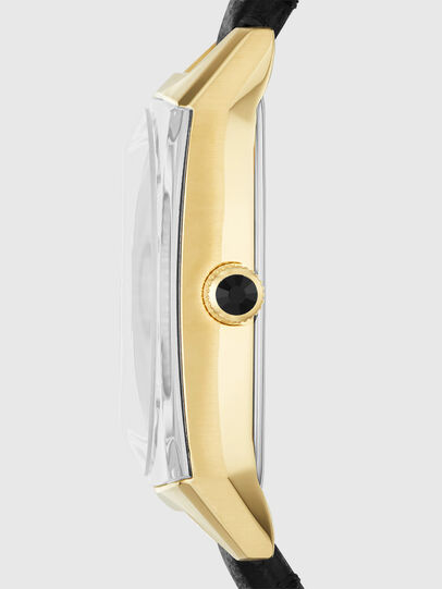 Diesel - DZ5557, Schwarz/Gold - Uhren - Image 2