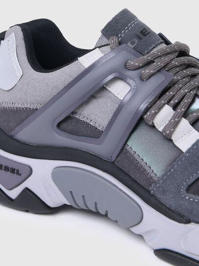 Diesel - S-KIPPER LOW TREK II, Grau - Sneakers - Image 4