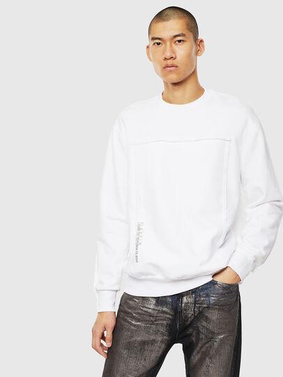 Diesel - S-BAY-RAW,  - Sweatshirts - Image 1