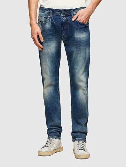 Diesel - Thommer 009RS, Dunkelblau - Jeans - Image 1