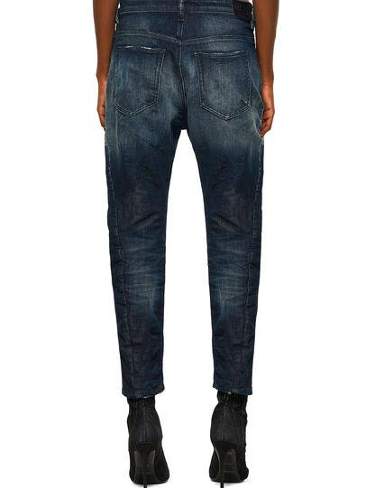 Diesel - Fayza JoggJeans® 09B50, Dunkelblau - Jeans - Image 2