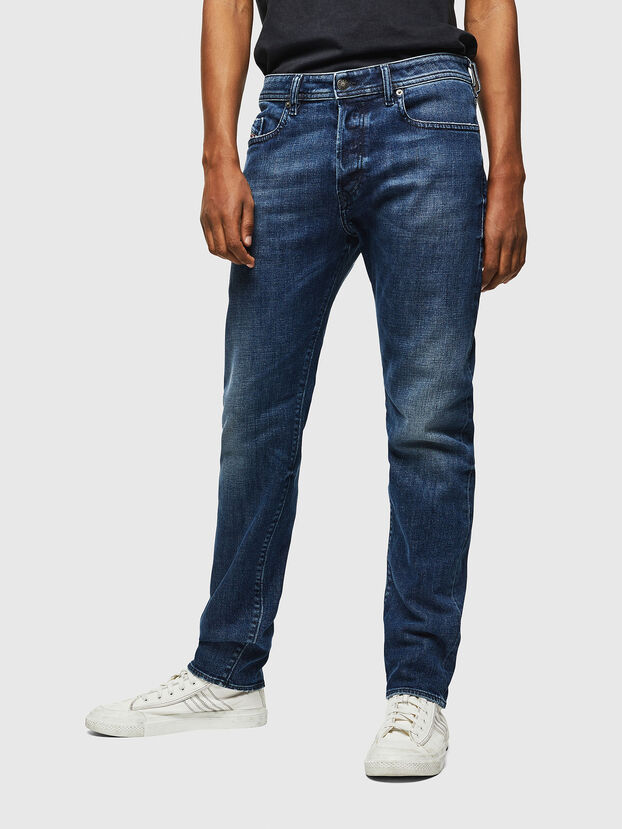 Buster 0098P, Dunkelblau - Jeans
