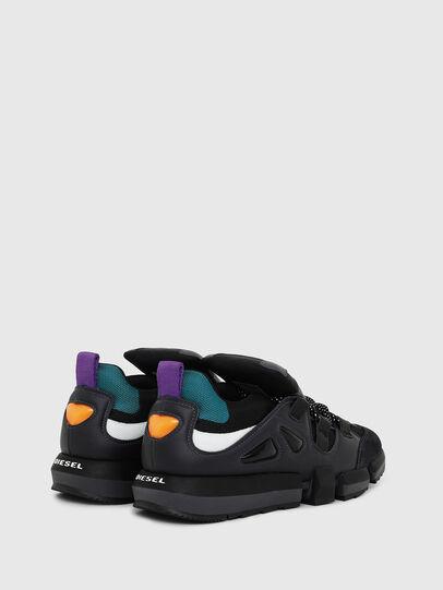Diesel - H-PADOLA LOW S, Schwarz - Sneakers - Image 3
