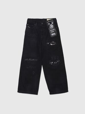 WIDEE-J-SP, Schwarz - Jeans