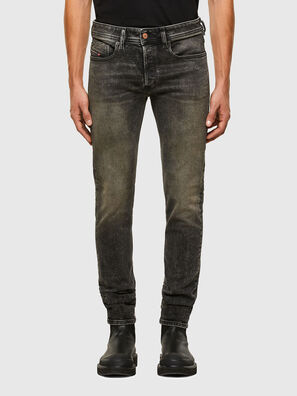 Sleenker 009IS, Schwarz/Dunkelgrau - Jeans