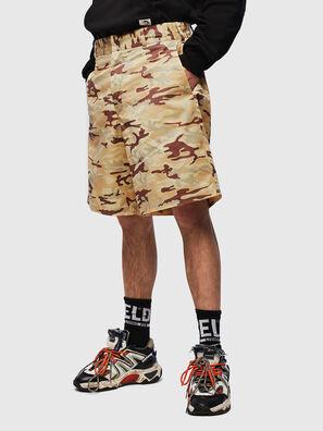 P-BERT, Beige - Kurze Hosen