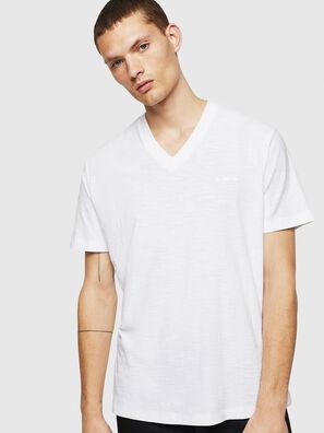 T-RANIS, Weiß - T-Shirts