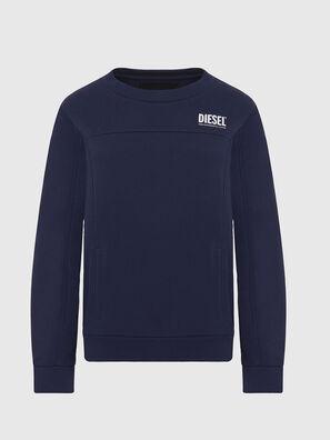 UFLT-VICTORIAL, Blau - Sweatshirts