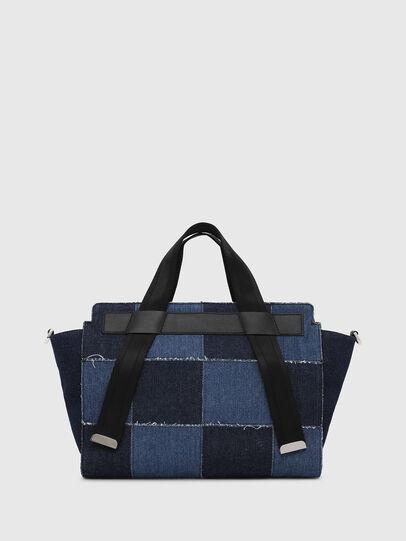 Diesel - F-CAORLY SATCHEL M, Blau - Satchel Bags und Handtaschen - Image 2