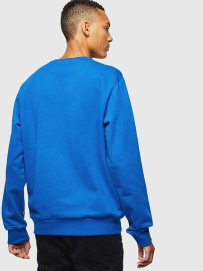 Diesel - S-GIRK-J2, Blau - Sweatshirts - Image 2