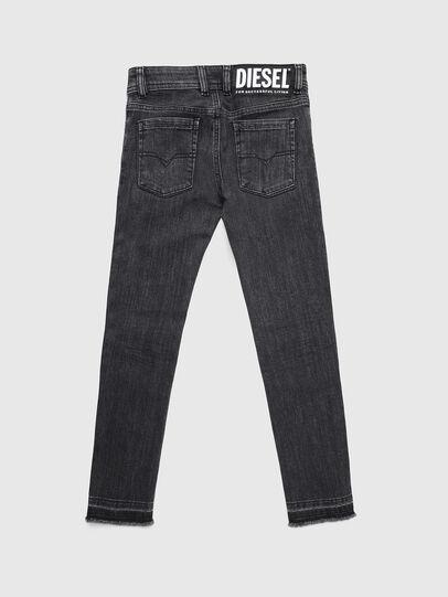 Diesel - SLEENKER-J-N, Schwarz/Grau - Jeans - Image 2