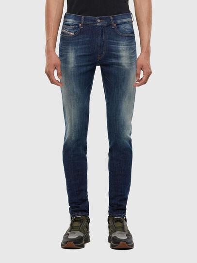 Diesel - D-Amny 009FB, Dunkelblau - Jeans - Image 1