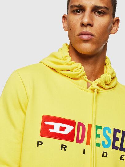 Diesel - S-GIR-HOOD,  - Sweatshirts - Image 3