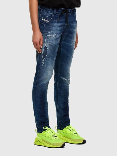 Diesel - KRAILEY JoggJeans® 069PL, Dunkelblau - Jeans - Image 6