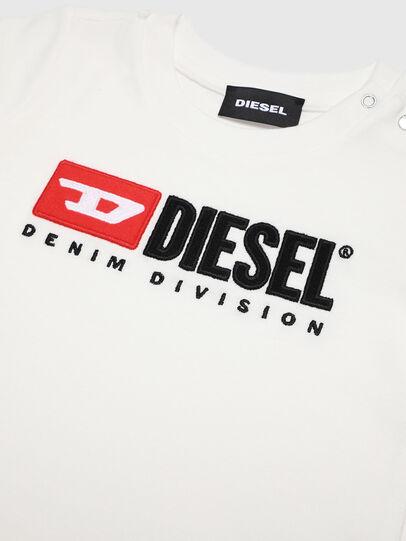 Diesel - JEKKY-NB, Rosa/Weiß - Latzhosen - Image 3