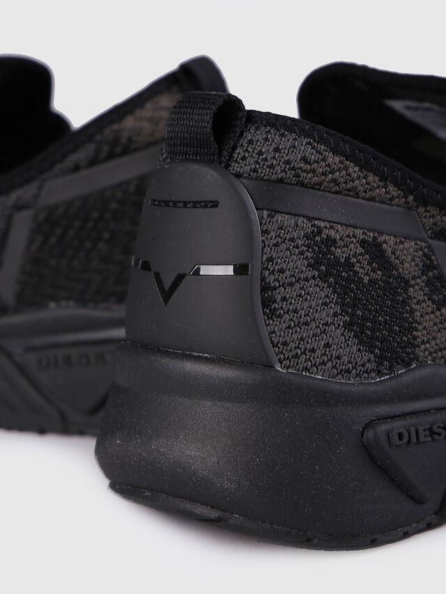 Diesel - S-KBY, Schwarz - Sneakers - Image 5