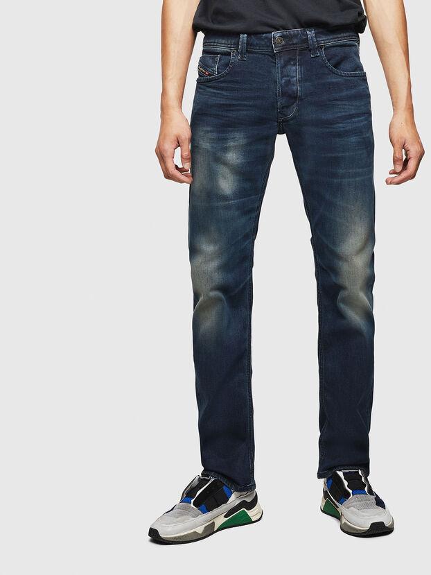 Larkee 084AU, Dunkelblau - Jeans