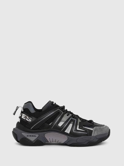 Diesel - S-KIPPER LOW TREK, Schwarz - Sneakers - Image 1