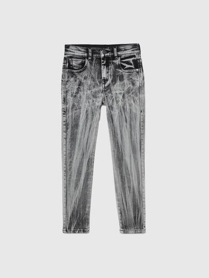 Diesel - D-SLANDY-HIGH-J, Schwarz - Jeans - Image 1