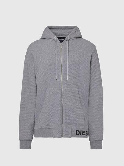 Diesel - S-ELECTRUM, Hellgrau - Sweatshirts - Image 1