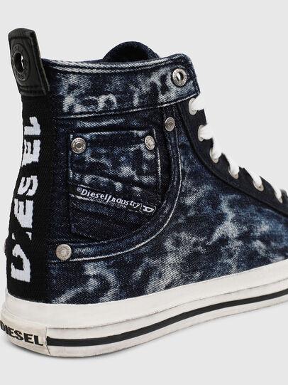 Diesel - EXPOSURE I, Dunkelblau - Sneakers - Image 4