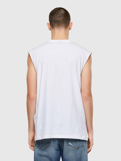 Diesel - T-OP, Weiß - T-Shirts - Image 2