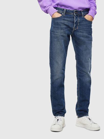 Diesel - Larkee-Beex 0096E, Mittelblau - Jeans - Image 1