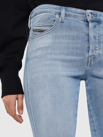 Diesel - Babhila 0095D, Hellblau - Jeans - Image 3