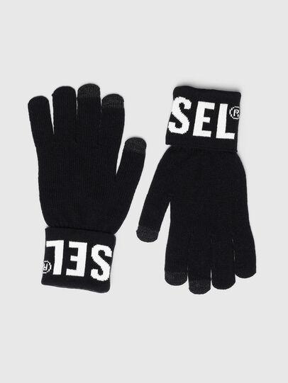 Diesel - K-SCREEX-B, Schwarz - Handschuhe - Image 1