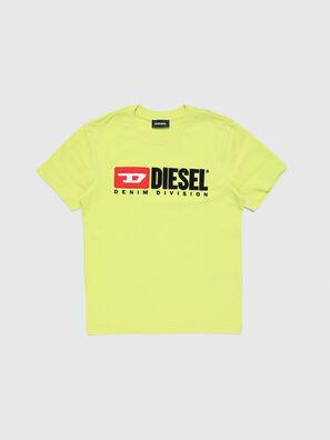 TJUSTDIVISION, Neongelb - T-Shirts und Tops