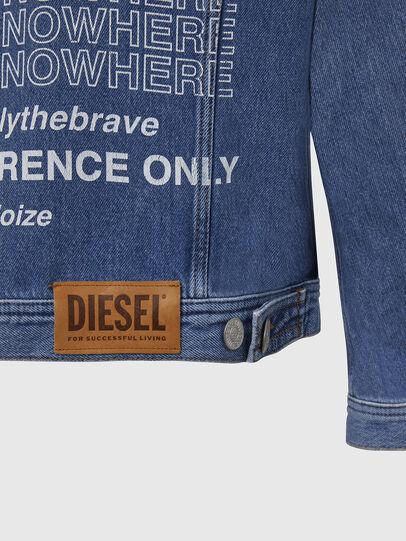 Diesel - NHILL-SP2, Hellblau - Denim jacken - Image 6