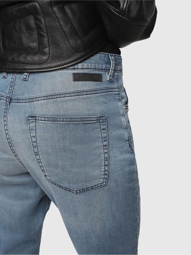 Diesel - Candys JoggJeans 069FF, Mittelblau - Jeans - Image 4