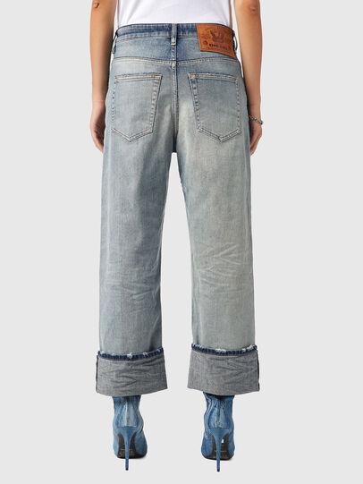 Diesel - D-Reggy 09B11, Hellblau - Jeans - Image 2