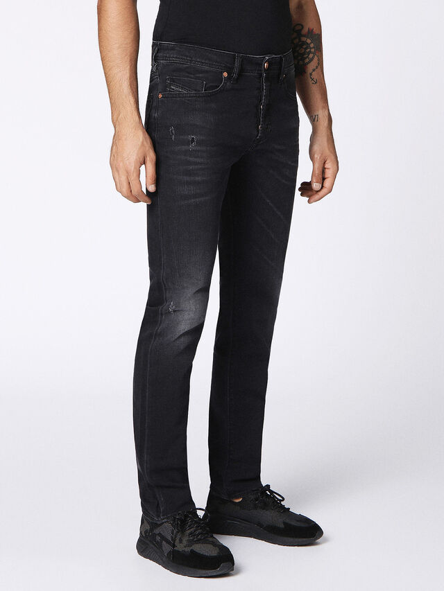 BUSTER 084NG, Jeansschwarz