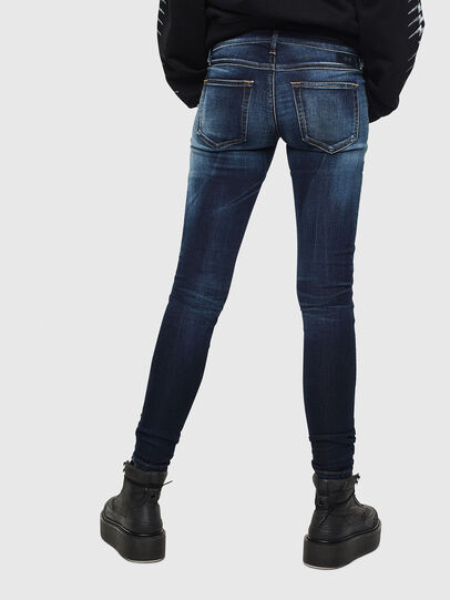 Diesel - Gracey JoggJeans 069JX, Dunkelblau - Jeans - Image 2