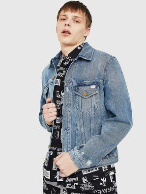 D-BRAY,  - Denim jacken