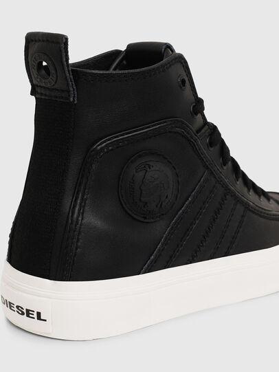 Diesel - S-ASTICO MID LACE W, Schwarz - Sneakers - Image 4