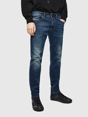 Thommer 084BU, Dunkelblau - Jeans