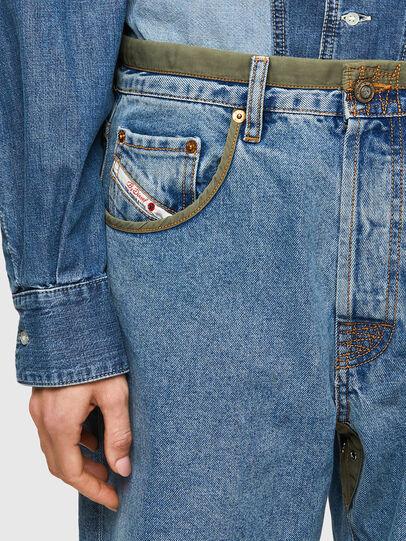 Diesel - DxD-P3 0CBBI, Hellblau - Jeans - Image 4