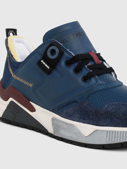 Diesel - S-BRENTHA LC, Blau - Sneakers - Image 5