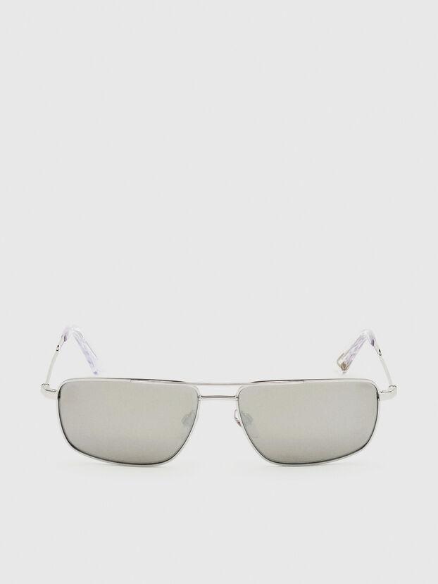 DL0308, Weiß - Sonnenbrille